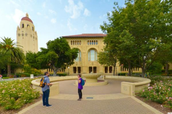 3. Stanford Online High School