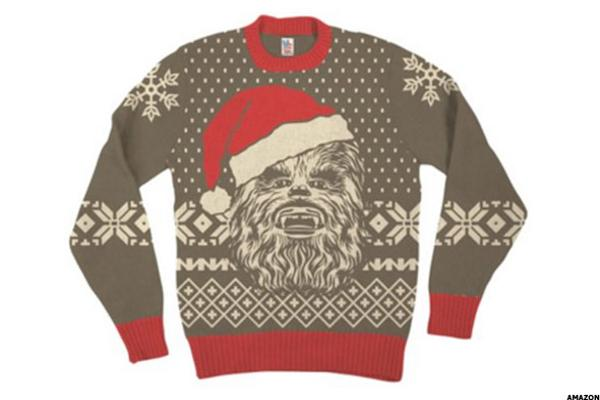 577ab9591 14 Star Wars  Ugly  Holiday Sweaters We Just Can t Resist - TheStreet