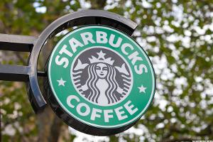 Starbucks (SBUX) Stock Higher, Remains Top Pick at Piper Jaffray