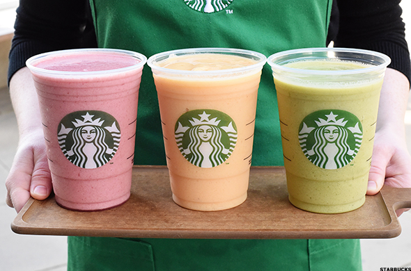 Starbucks, Dunkin' Donuts, and Jamba Juice All Want to Sell You This Pricey Drink - TheStreet