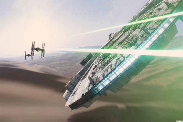 Fly Watch: 'Force Friday' Seen Awakening Shares Of Disney, Hasbro