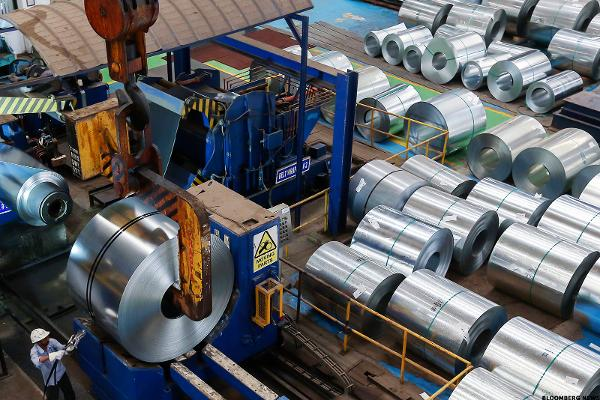 Here's Why Steel Dynamics (STLD) Stock Tanked Today