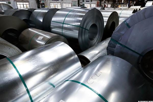 AK Steel (AKS) Stock Surges, Credit Suisse Bullish on U.S. Steel Market