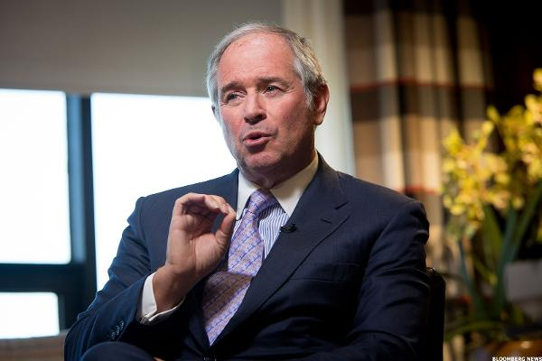 Blackstone CEO Schwarzman's Massive Payday Belies Mediocre Stock Return