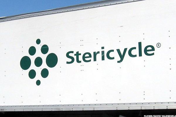Stericycle Tops S&P, Disposes Major Bottom