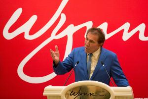 Wynn Resorts Takes Early Hit