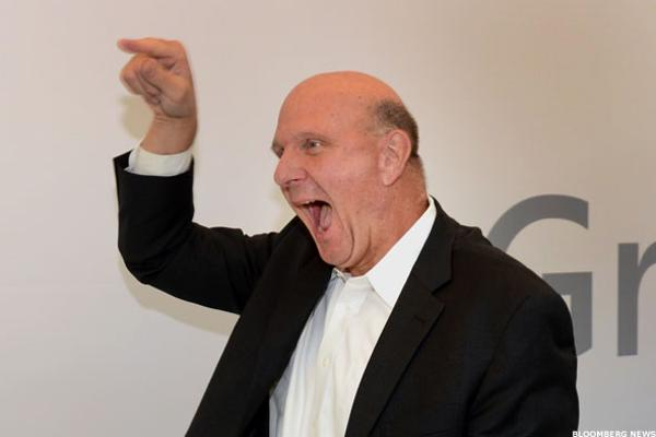 Former Microsoft (MSFT) CEO Ballmer Has 'Never Ever, Ever Wanted to Buy Twitter'