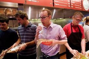 Chipotle May Be About to Axe One of Its CEOs