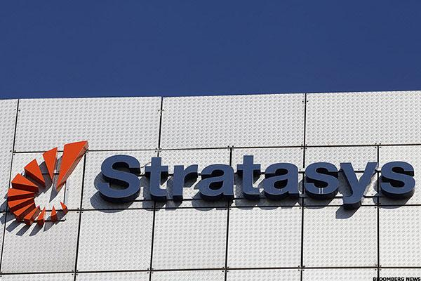 Stratasys (SSYS) Stock Closes Up After New CEO Named