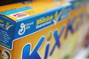 General Mills Unveils 50 Snack Products, Just in Time for Earnings