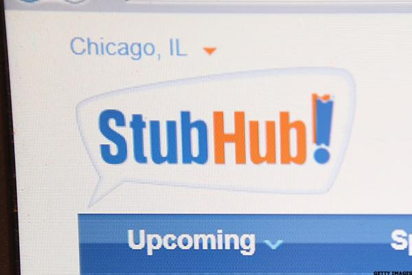 StubHub's Comeback Spells Good News for eBay