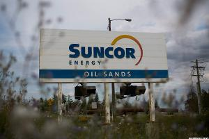 Suncor Energy (SU) Stock Slips, Announces Reduced Emissions