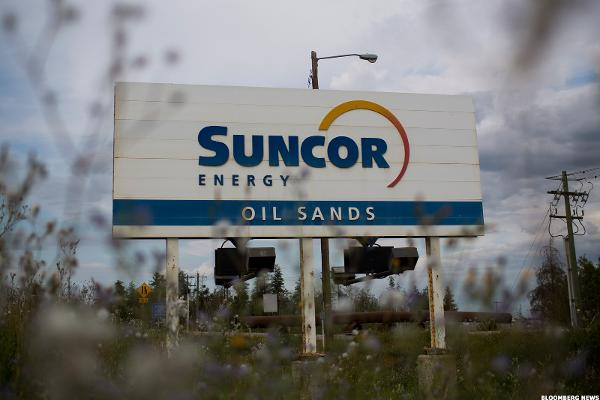 Suncor Stock Closes Higher on Goldman Sachs Upgrade
