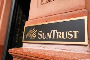 How Will SunTrust (STI) Stock React to Q3 Beat?