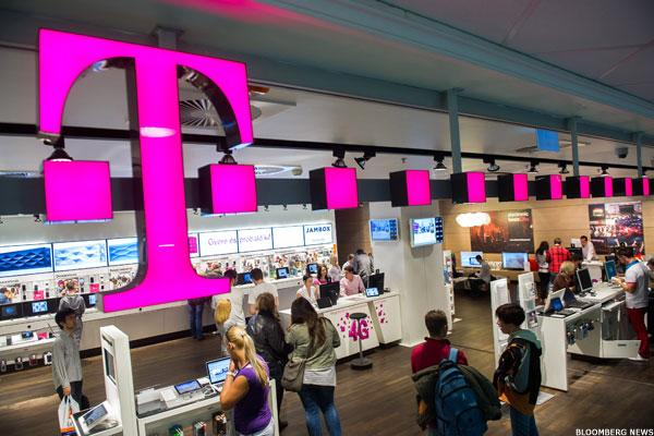 T-Mobile's German Owner Binges on U.S. Customer Growth
