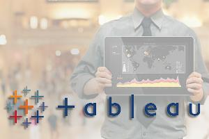 Tableau Prepares for Next Act With a New CEO and an Ambitious Revenue Goal
