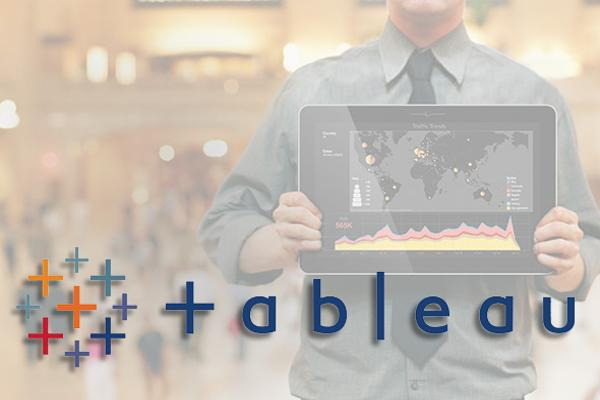 Tableau Software: Visualize a Share Price in the $60s