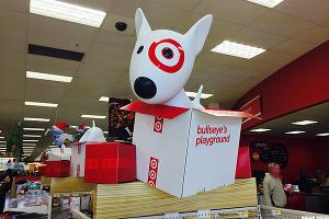 Target (TGT) CEO Cornell 'Feels Really Good' About Holidays, Despite Election