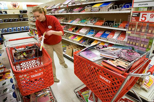 Target (TGT) Stock Lower, Cuts Ties With Textile Manufacturer