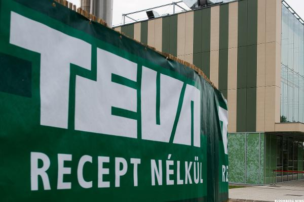 Teva Shares Lower on Third-Quarter Results