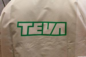 Teva Stock Drops After Patent Invalidated