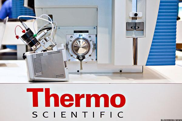 More Momentum Seen for Thermo Fisher
