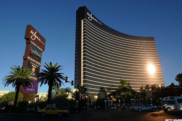 Why Wynn Resorts Is Ripping Higher