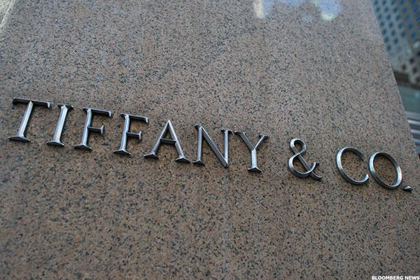 Tiffany (TIF) Stock Up, Names Former Canadian Pacific Executive as CFO