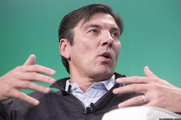 AOL Chief Tim Amstrong Discusses Yahoo!'s Massive Data Breach