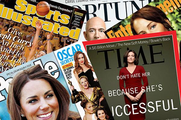Jim Cramer -- Why Does Anyone Want to Buy Time Inc.?
