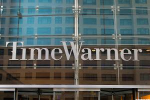 Time Warner (TWX) Stock Up, Barclays: Merge With AT&T?