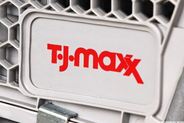 One Reason Why TJX Stock Is Higher Today