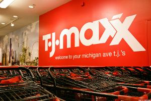 TJX Companies Stock Is Headed for Huge Selloff, This Chart Reveals