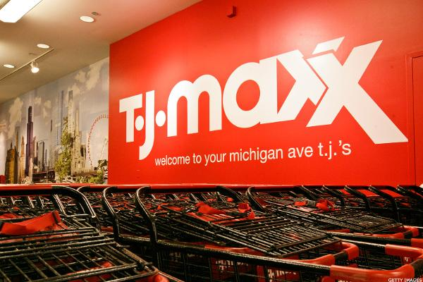TJX Rallies, but Strong Buying Interest Isn't There Yet