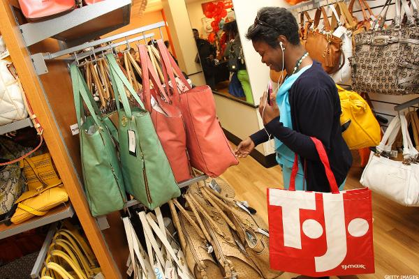 TJX Results Reinforce View That Off-Price Is Winning the 'Retail War'