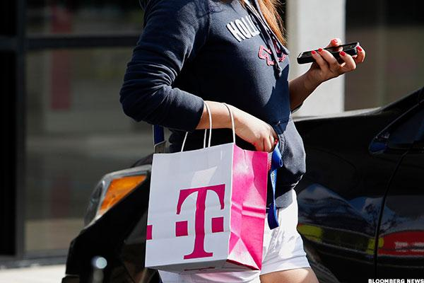 Bet on T-Mobile, the Body in Motion