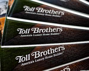 Toll Brothers Remains a Buy Despite Weak Second-Quarter Sales