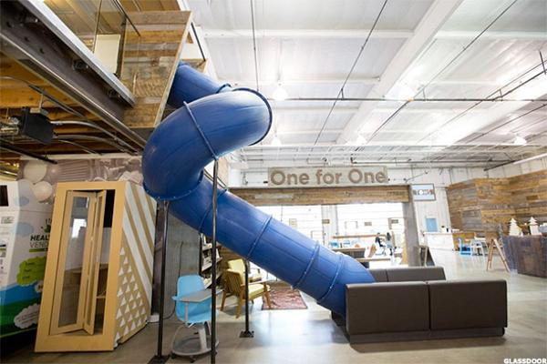 10 Awesome Offices Where You Wish You Worked Thestreet