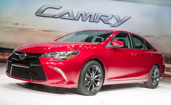 america 39 s best selling car the toyota camry has gotten a. Black Bedroom Furniture Sets. Home Design Ideas