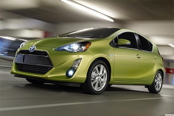 7 Hybrid Vehicles That Get 40 Mpg Or Better Without A Plug