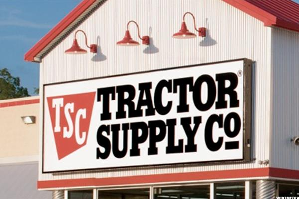 Support Has Been Smashed and Tractor Supply Is on Its Way Down