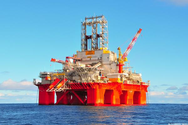 Transocean Marches Higher After Bringing in GE to Help Boost Production
