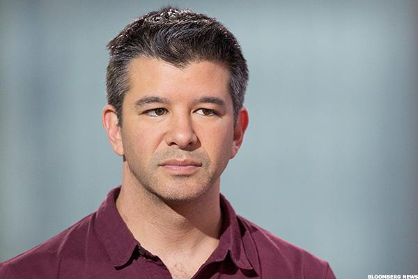 Uber's Travis Kalanick Quits Trump's Business Advisory Forum