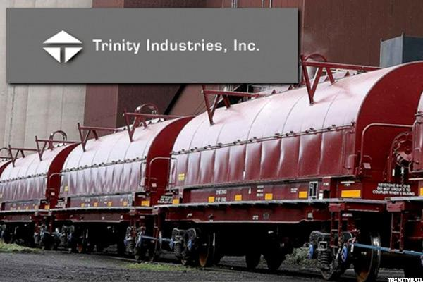 All Aboard Trinity Industries as Railcars Reach the Bottom of the Tracks