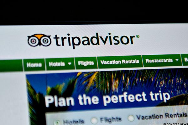 TripAdvisor Stock Rises on Expedia Deal