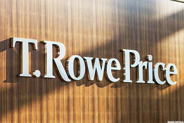 T. Rowe Price Gets Ready for an Upside Breakout