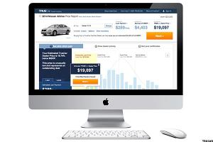 TrueCar (TRUE) Stock Slumps on Amazon.com's Vehicle Website Launch