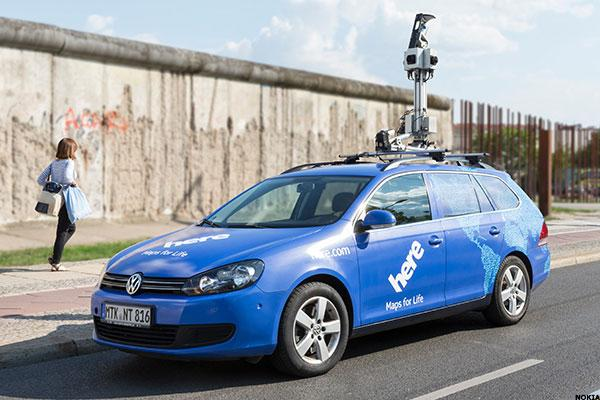 3 German Automakers Buy Nokia's Mapping Software Business
