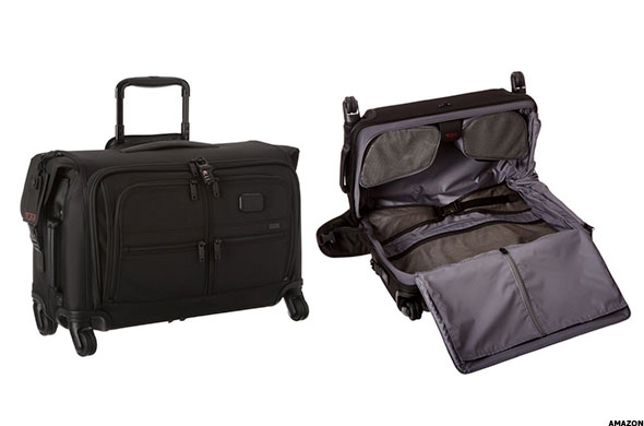 Get The Tumi Alpha Bag On Now