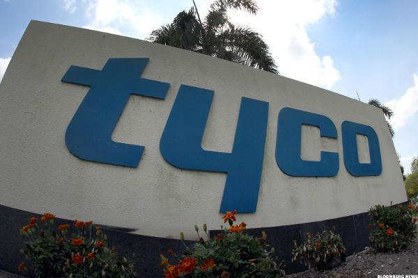 Tyco (TYC) Stock Down Ahead of Q3 Earnings